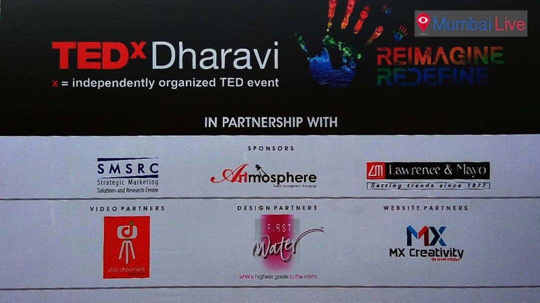 धारावीत 'टेड एक्स'!