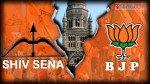 Break-up blues for BJP, Sena