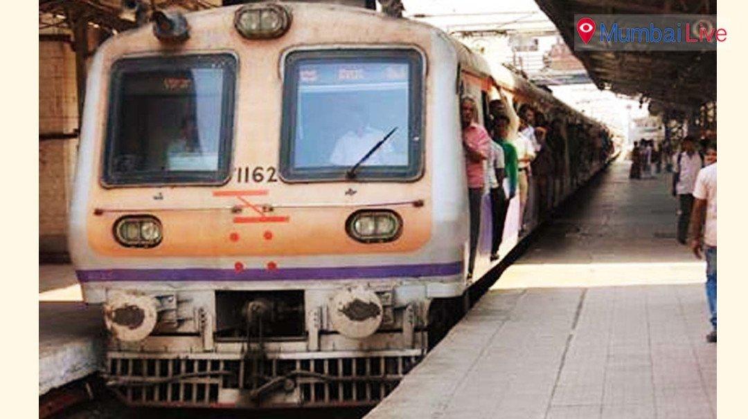 ट्रेन रोको आंदोलन से सेंट्रल के यात्री हुए हलकान