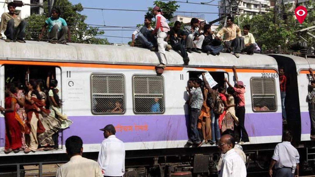 मुंबई की लोकल बनती जा रही मौत की लोकल