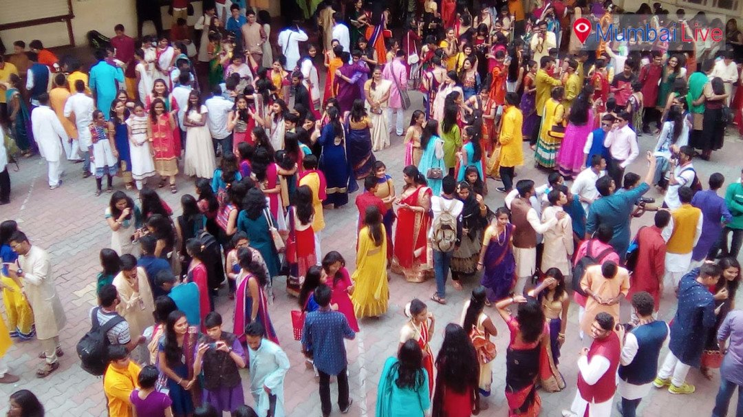 Ruia students celebrate 'Traditional Day'