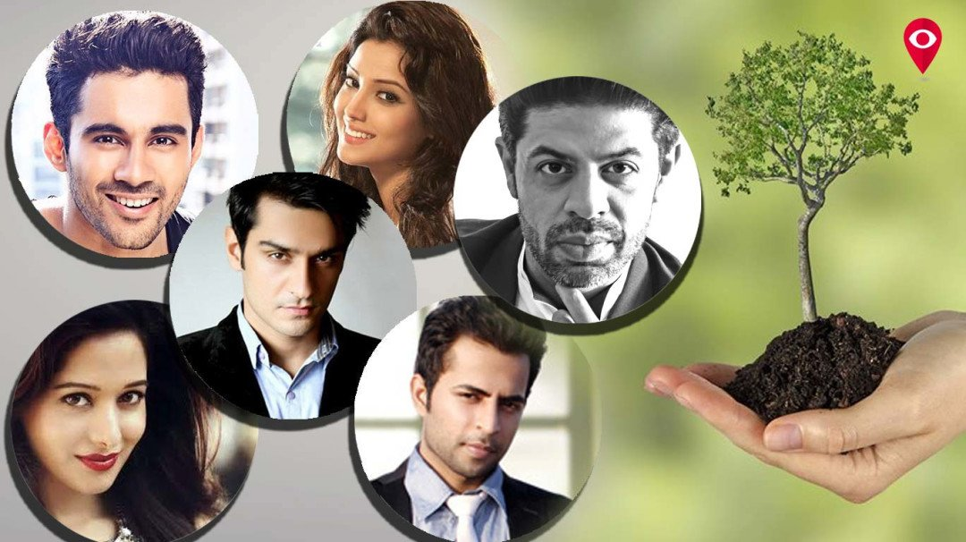 Plant more trees for a better live, say TV celebs