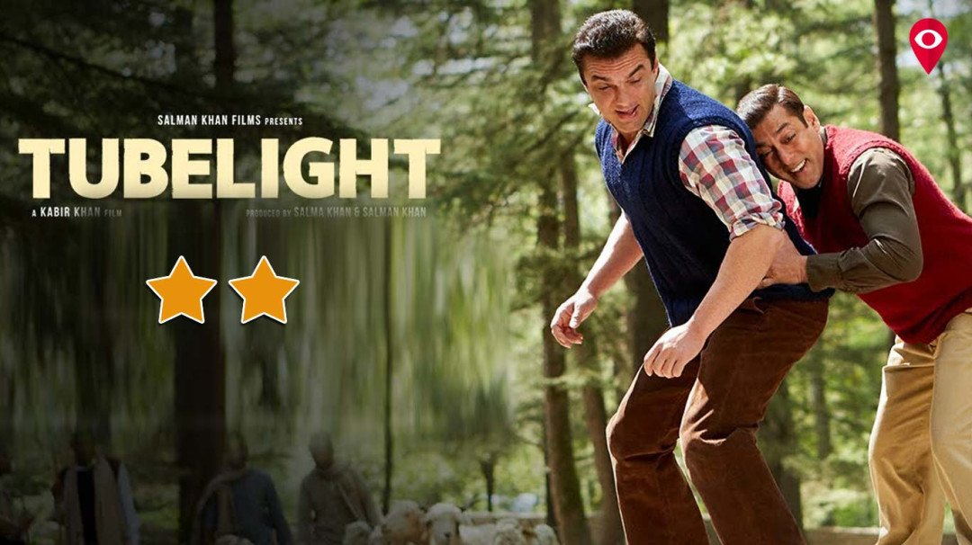 Salman Khan's Tubelight needed a better 'starter' to burn bright. Disappointing!
