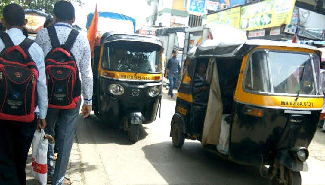 Malad residents demand bus service