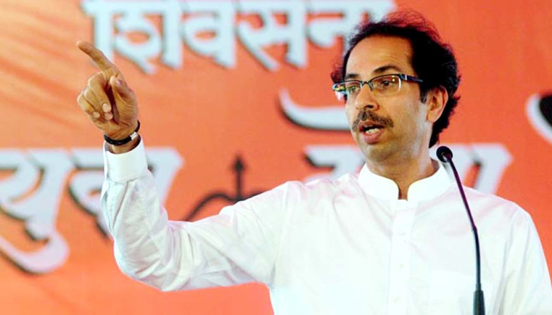 Teach Pak a lesson – Uddhav Thackeray