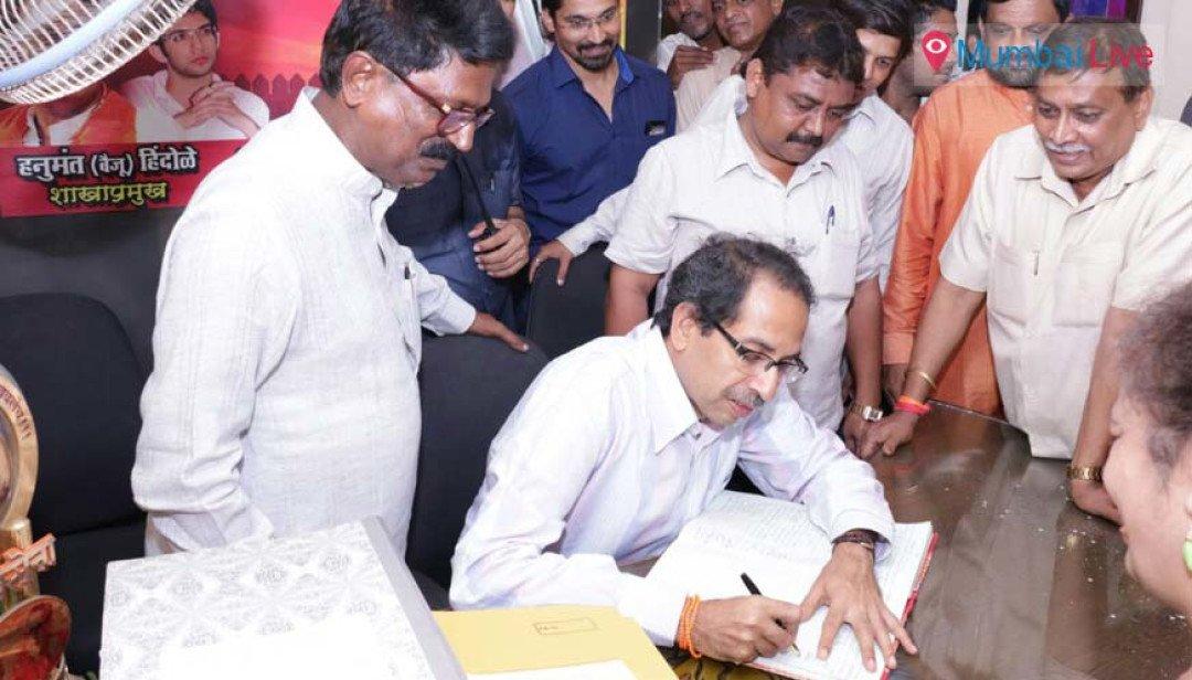 Uddhav urges cooperation to solve local issues