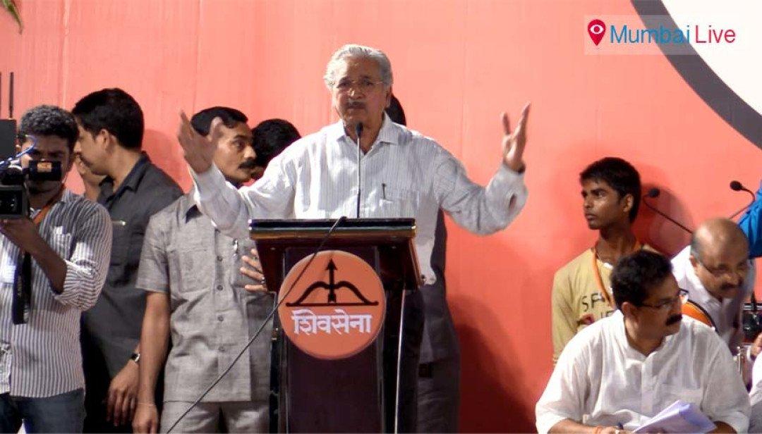 We will win BMC election- Subhash Desai