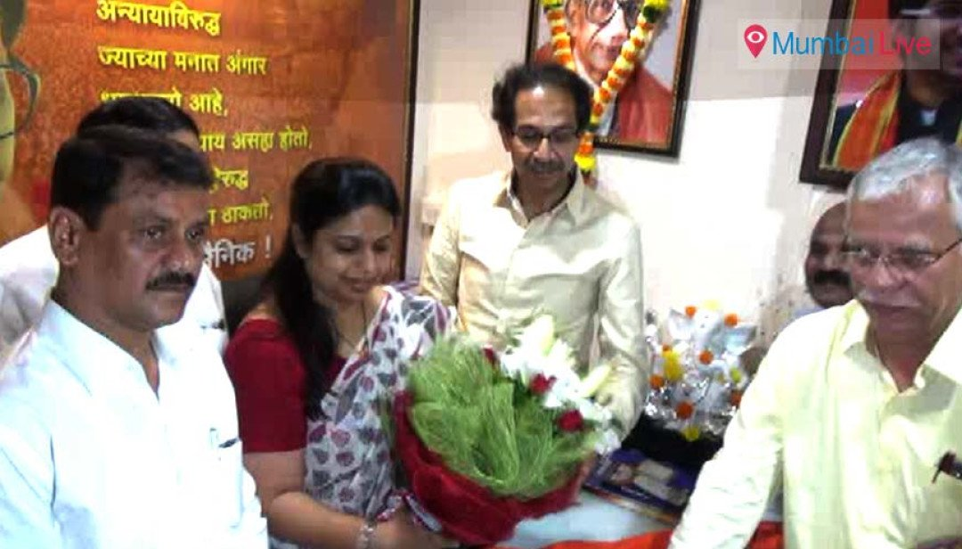 Uddhav kicks off election activities