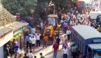 Illegal stalls go under BMC hammer