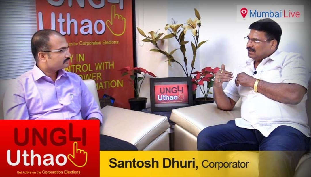 We've blessings of public: Santosh Dhuri