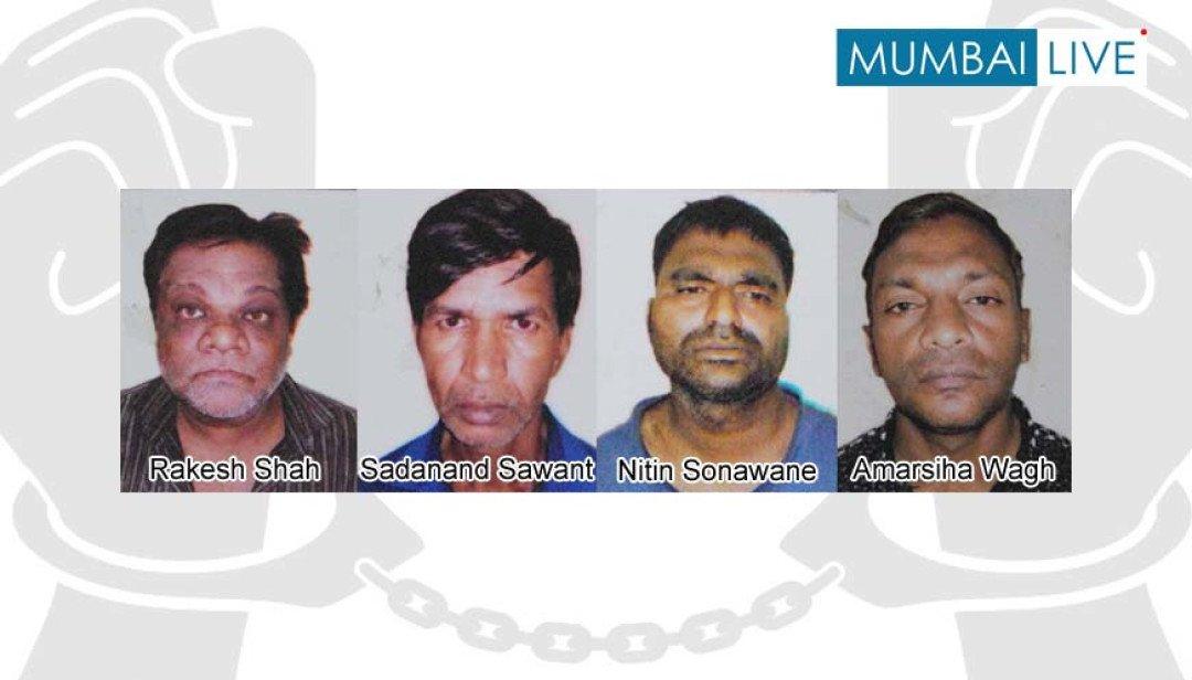 Crackdown on Naik Gang