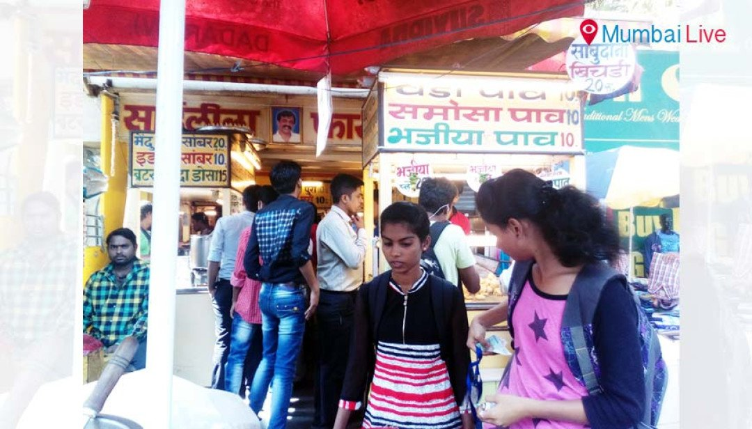 Acche Din for Vada Pav sellers