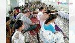 Special kids offer Saraswati Puja