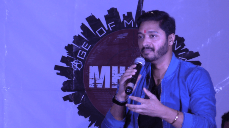 Shreyas Talpade visits K.J.Somaiya's media fest 'Megahertz'