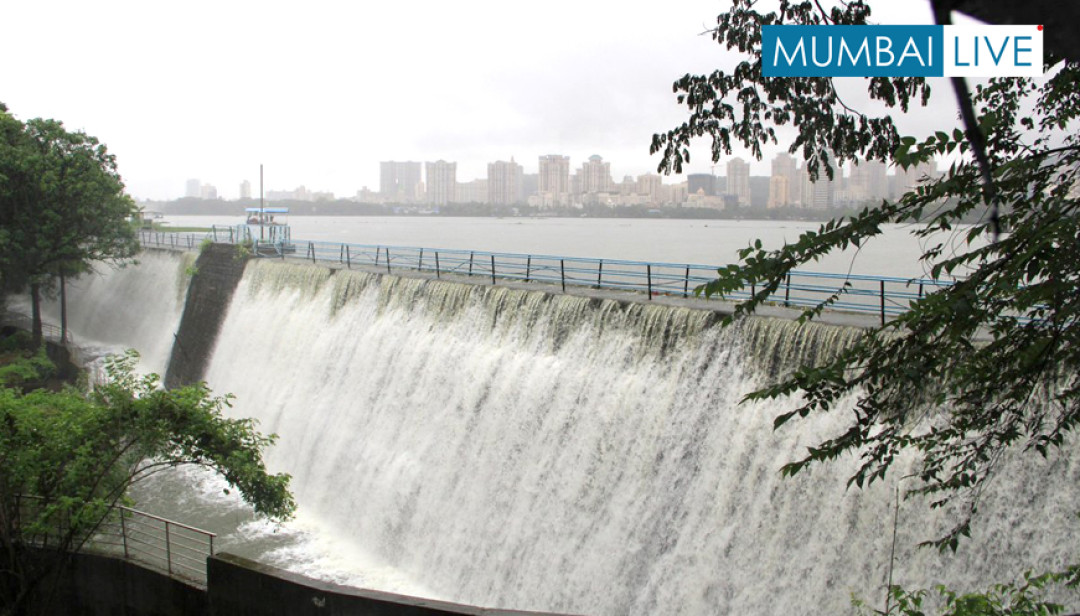 Mumbai Lakes filled to capacity