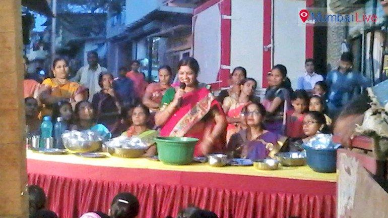 Haldi Kumkum function in Parksite