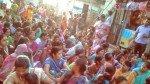 'चुनावी' हल्दी कुमकुम समारोह
