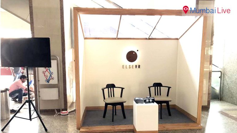 Metro stations get Virtual Reality booths