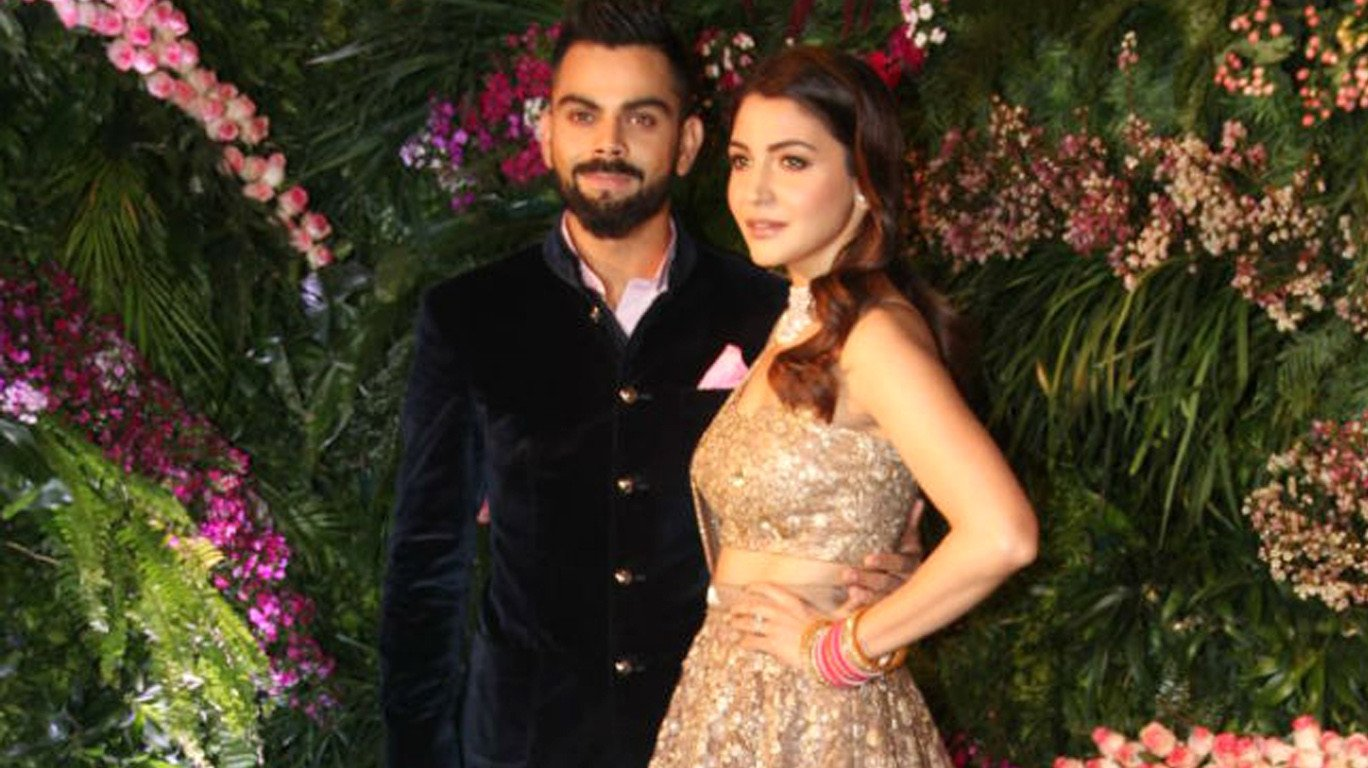 Details of Virat Kohli and Anushka Sharma Mumbai reception
