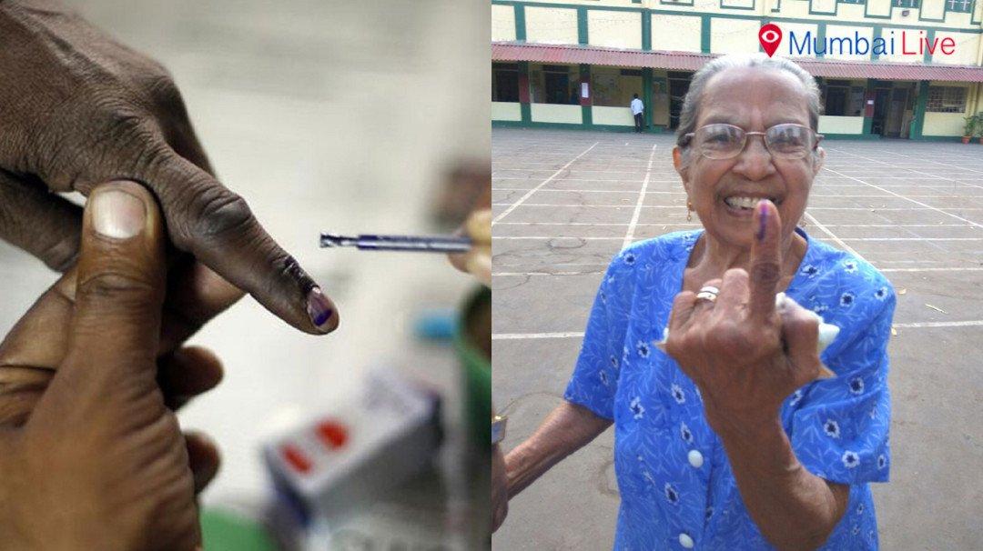 Voting begins across city, suburbs