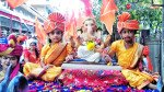 Walkeshwar witnesses traditional Padwa festivities