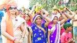 Walkeshwar witnesses traditional Padwa festivities