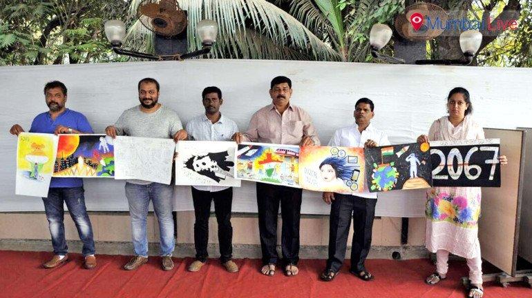 Weekend art to transform Shivaji Park