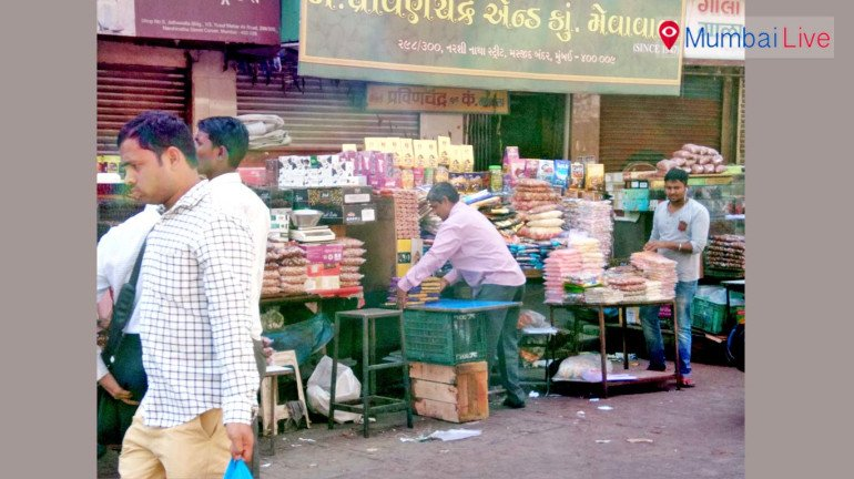 Actions against hawkers