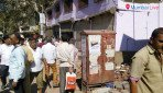 BMC razes shops, shop owners protest