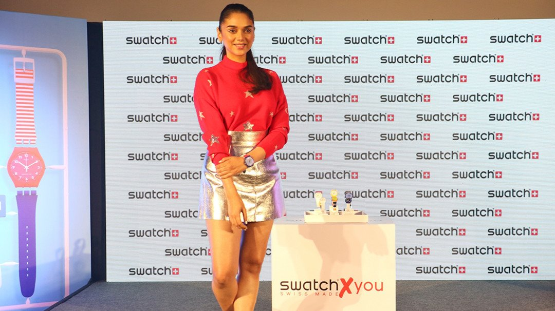 Design your own watch and make it a part of Swatch x You collection