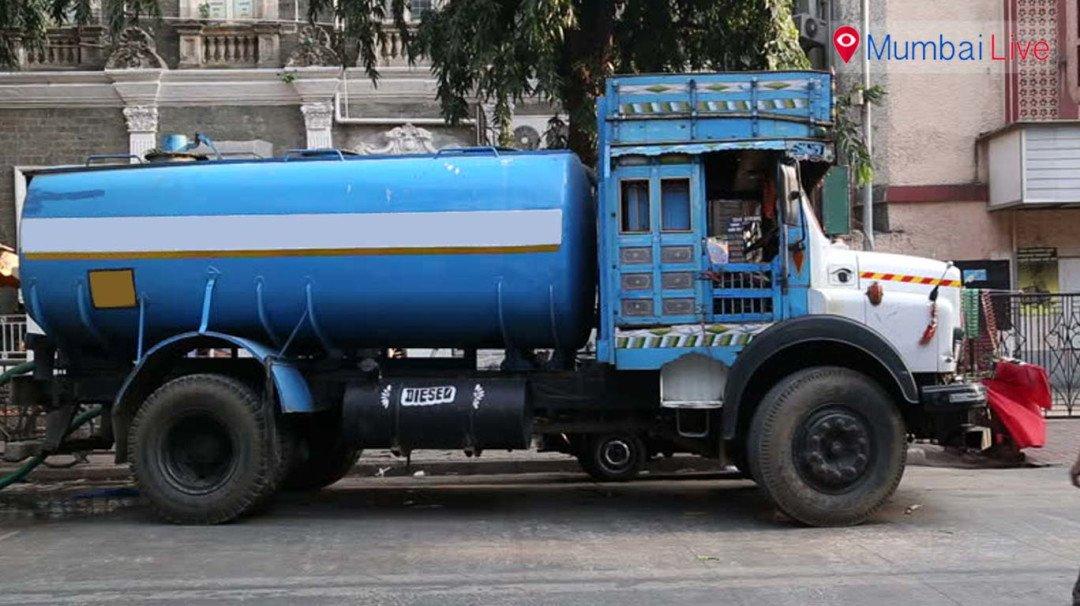 License mandatory for water tankers