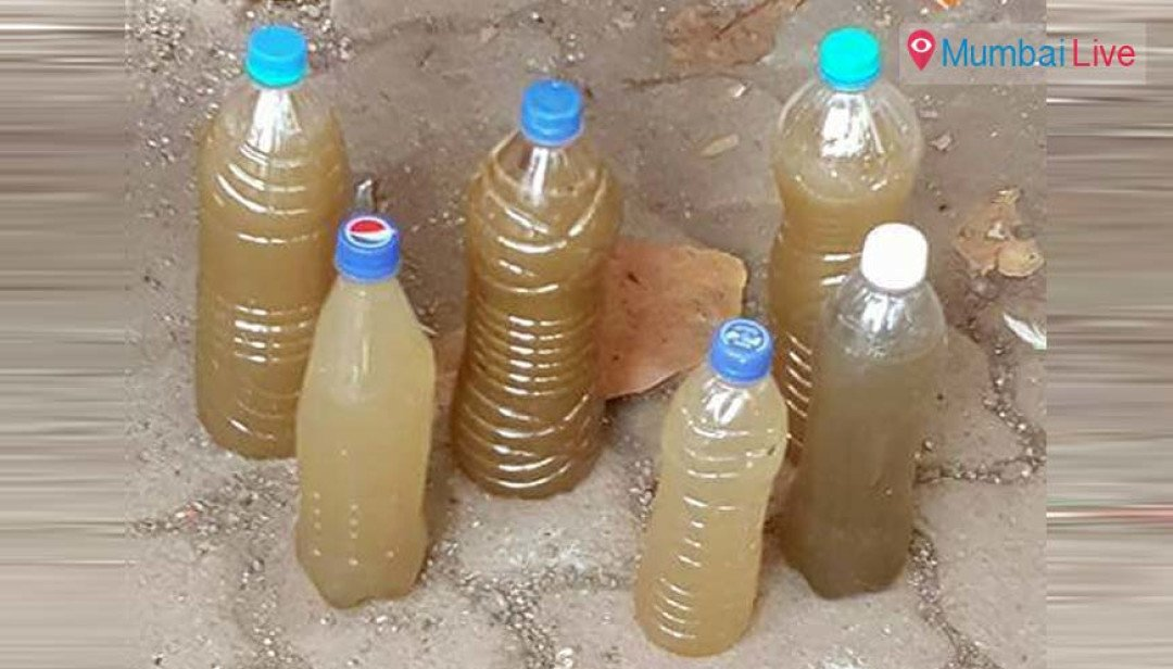 एक सप्ताह से प्रदूषित जल की सप्लाई