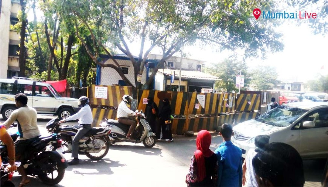 School students hit by ongoing civic work
