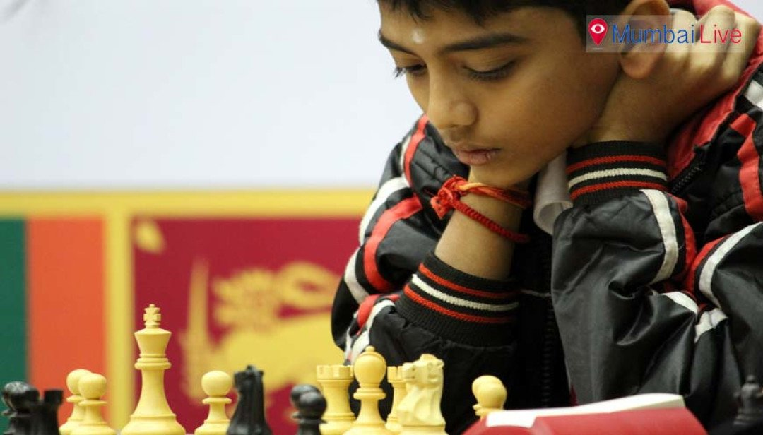 Indian boys shine in int'l chess tourney