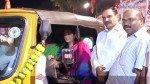 मुंबई की सड़कों पर अब महिला रिक्शा ड्राईवर