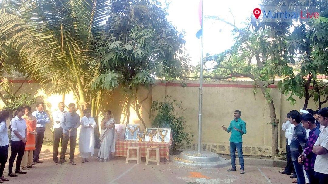 Republic Day celebration in Government hostel