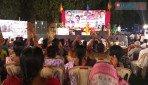 Constitution Day celebration in Worli