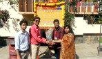 शिवसेनेच्या युवासेना कॉलेज युनिटचं शुभारंभ