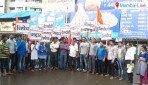 Yuva Sena protests against Nirupam