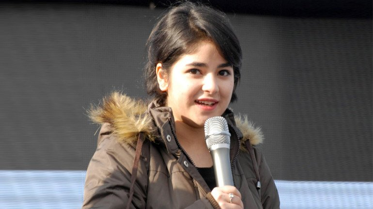 'दंगल गर्ल' जायरा वसीम ने 7 महीने बाद तोड़ी चुप्पी, कही यह बात
