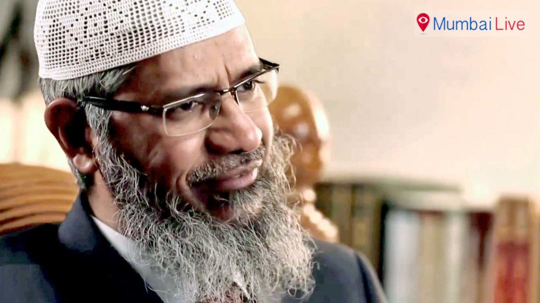 ED seizes Rs 18.37 crore from Zakir Naik's accounts