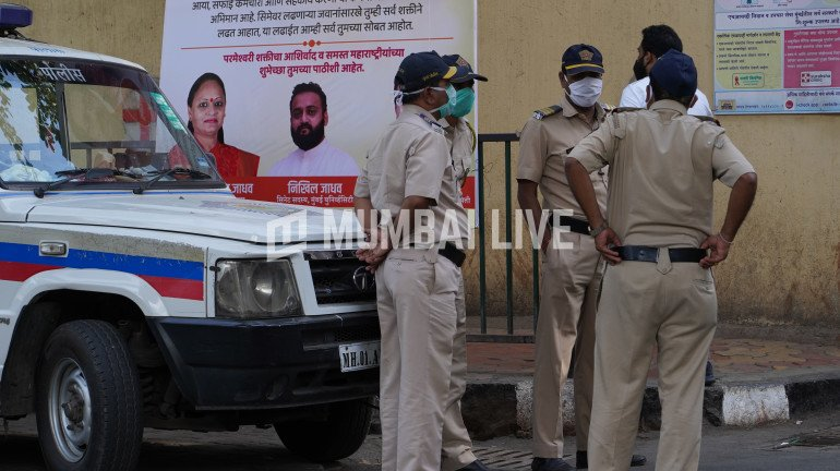 Mumbai Police to implement strict COVID-19 protocols during Navratri 2021