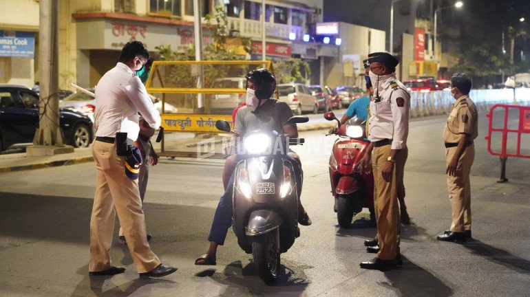 Bombay HC asks Maha government to respond to plea alleging police brutality during lockdown