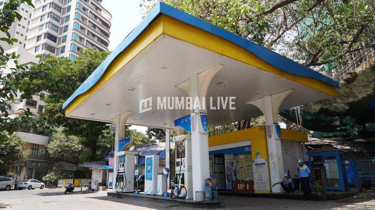 Petrol and Diesel rates increase once again in Mumbai